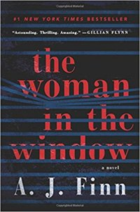 Book review for the woman in the window