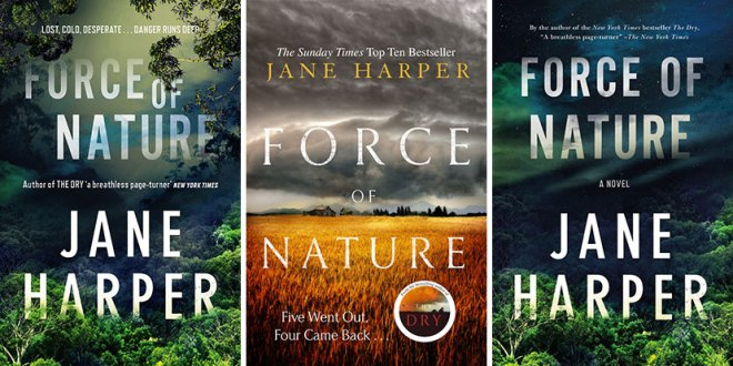 book review for force of nature